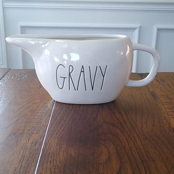 Rae Dunn Gravy Boat